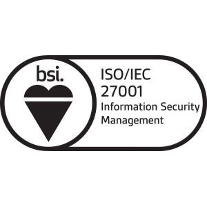 Fusion Business Solutions Awarded ISO 27001 Standard