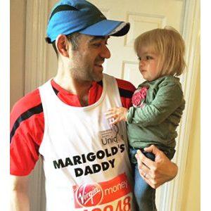 Sunil's Marathon For Marigold