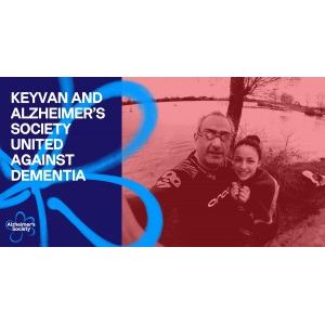 Keyvan's 14k swim for Alzheimers - Update 13
