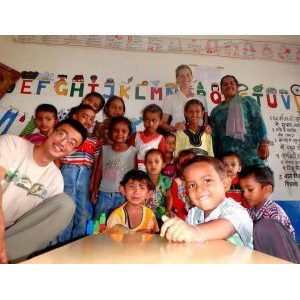 My volunteering journey in India - Improving the lives of women & children with iSpiice
