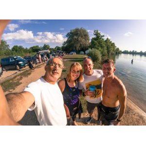 Keyvan's 14k swim for Alzheimers - Update 22