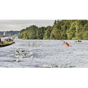 Keyvan's 14k swim for Alzheimers - Update 23