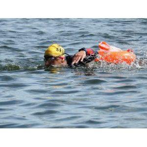 Keyvan's 14k swim for Alzheimers – Update 25